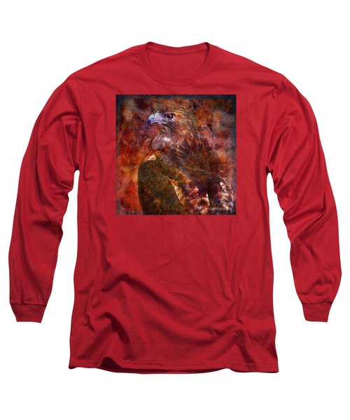 Over My Shoulder 2015 Long Sleeve T-Shirt