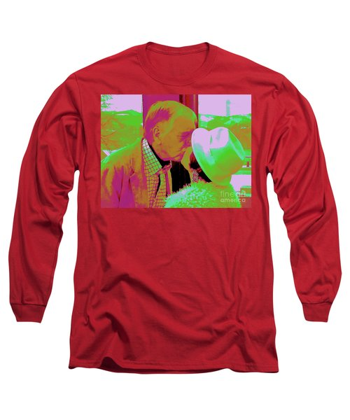 P3 Long Sleeve T-Shirt by Jesse Ciazza