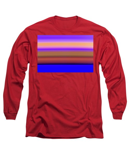 Long Sleeve T-Shirt featuring the photograph Pacific Sunset by Shara Weber
