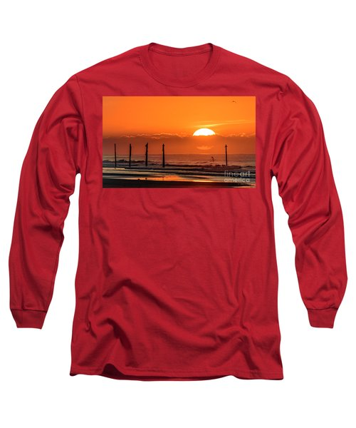 Paddle Home Long Sleeve T-Shirt