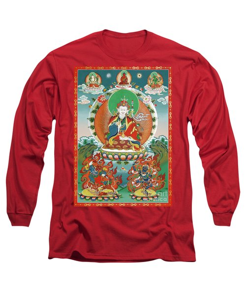 Padmasambhava Long Sleeve T-Shirt