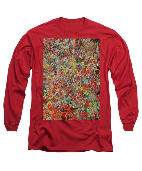 Paint Number 33 Long Sleeve T-Shirt