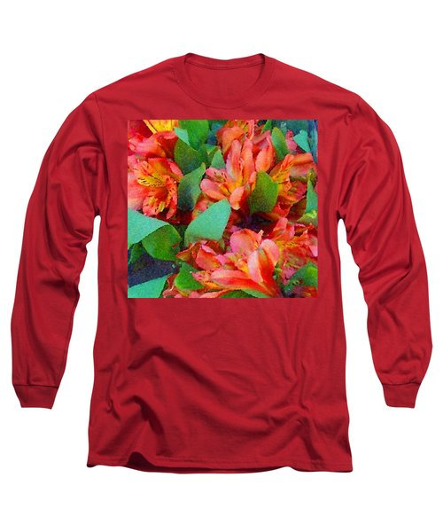 Palette Of Nature 2 Long Sleeve T-Shirt