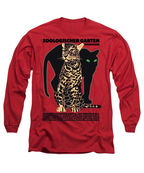 Panther Long Sleeve T-Shirt