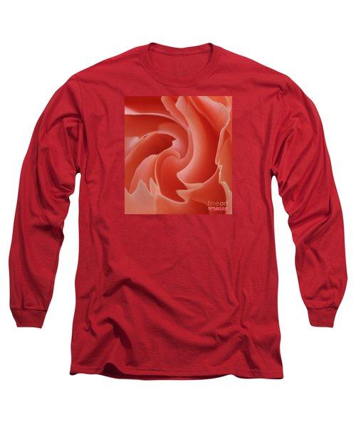 Paper Petals Long Sleeve T-Shirt