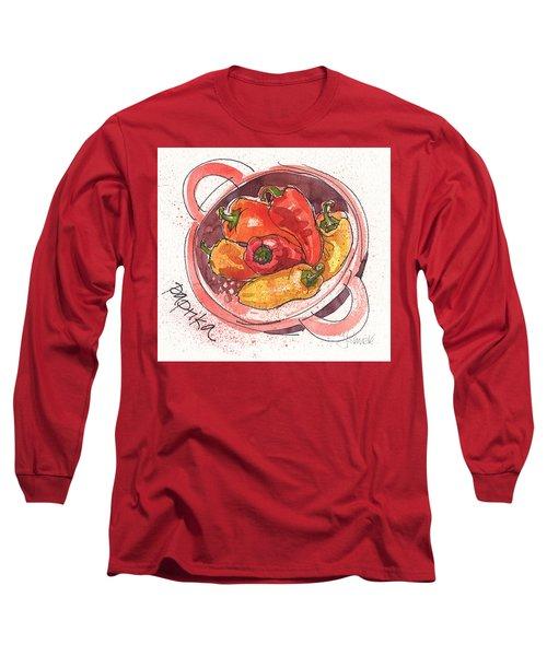 Paprika Long Sleeve T-Shirt