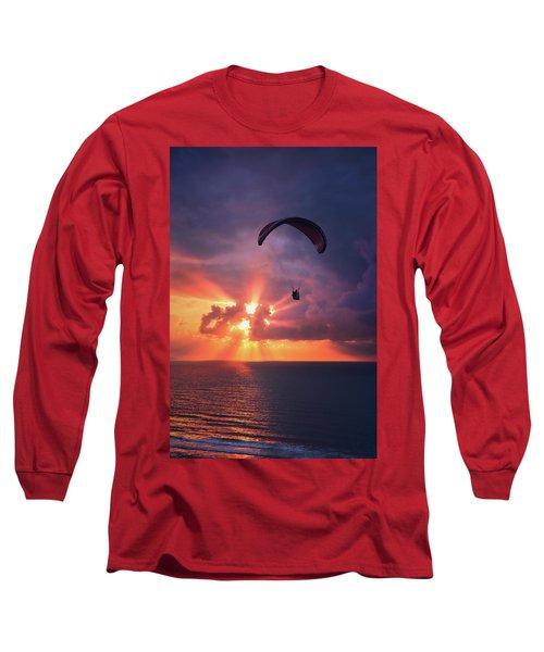 Crack The Skye Long Sleeve T-Shirt