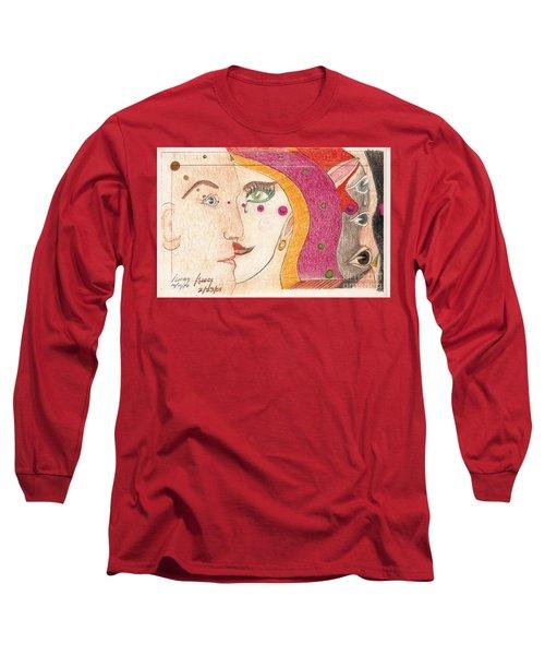 Paranoia Long Sleeve T-Shirt
