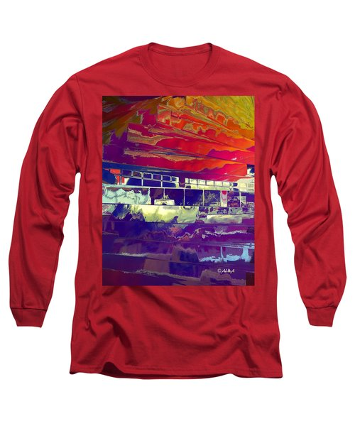 Passing Attraction Long Sleeve T-Shirt