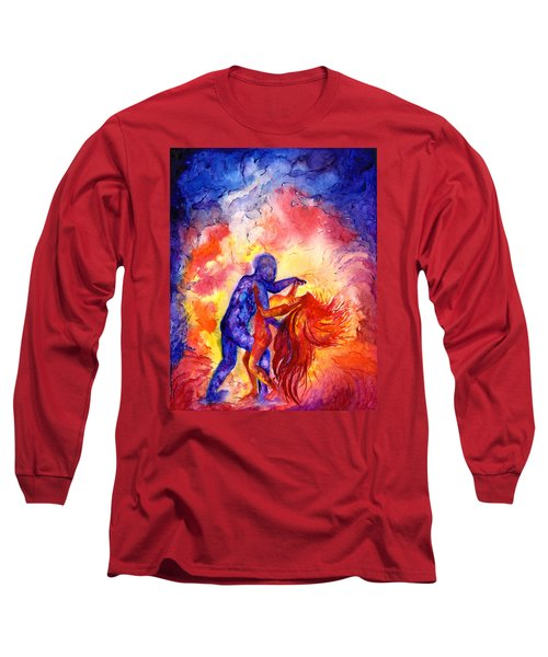 Passion On The Dance Floor Long Sleeve T-Shirt