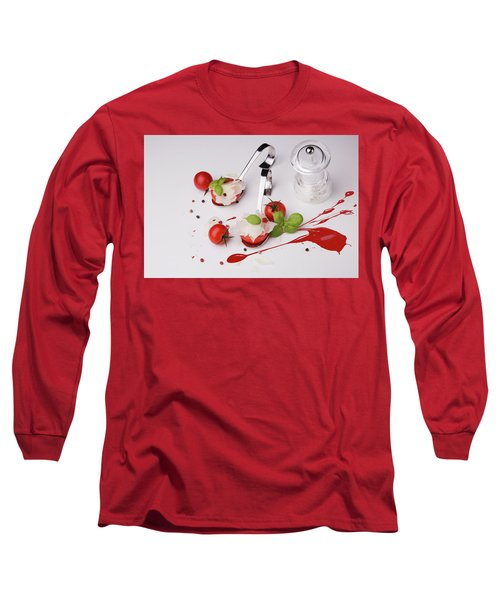 Pasta Napoli Long Sleeve T-Shirt