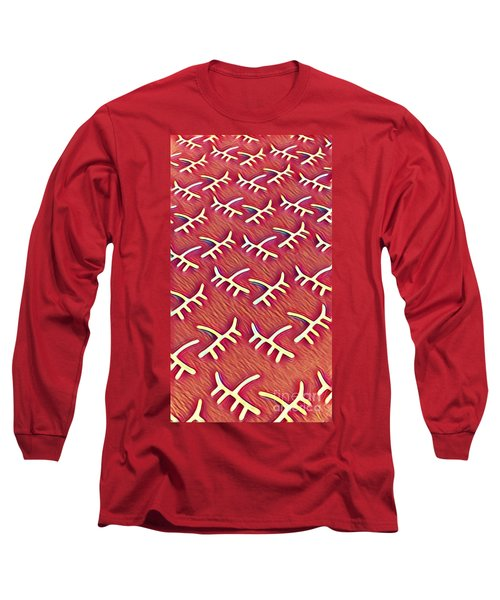 Pattern 1 Long Sleeve T-Shirt