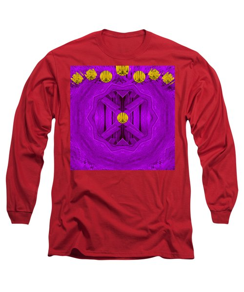 Peace In Colors Long Sleeve T-Shirt