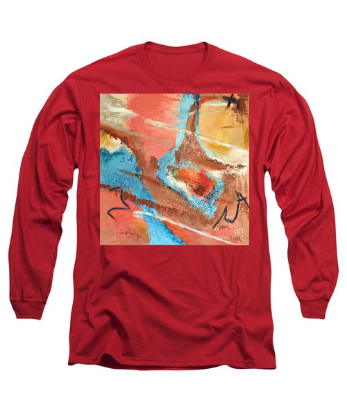 Peaceful Journey Long Sleeve T-Shirt