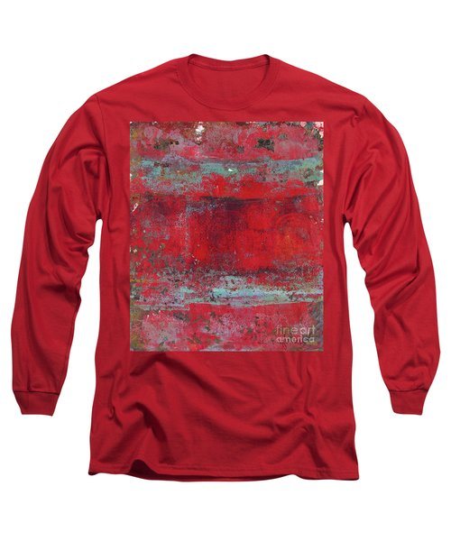 Peeling Wall Long Sleeve T-Shirt