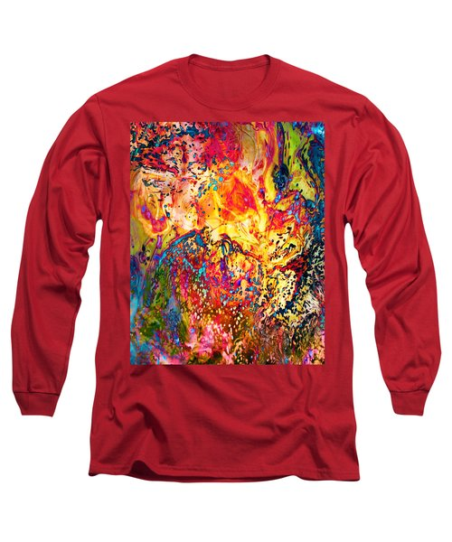 Pele Long Sleeve T-Shirt by Francesa Miller