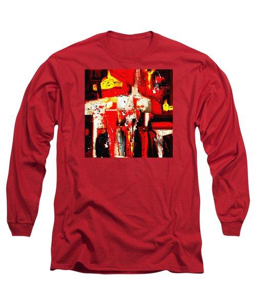 Penman Original-413 Long Sleeve T-Shirt by Andrew Penman