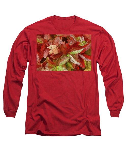 Peony Farewell Long Sleeve T-Shirt