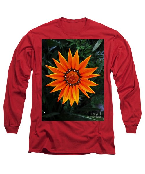 Perfect Flower  Long Sleeve T-Shirt by Jasna Gopic