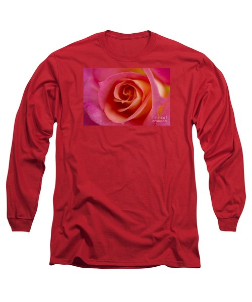 Perfect Moment Rose Long Sleeve T-Shirt
