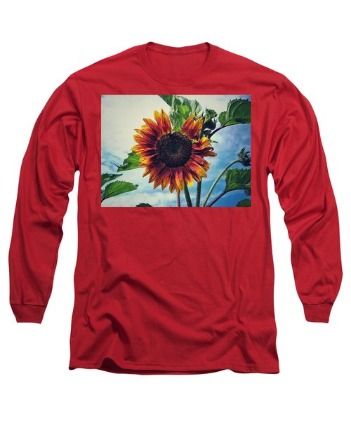 Long Sleeve T-Shirt featuring the photograph Perfectly Imperfect by Karen Stahlros
