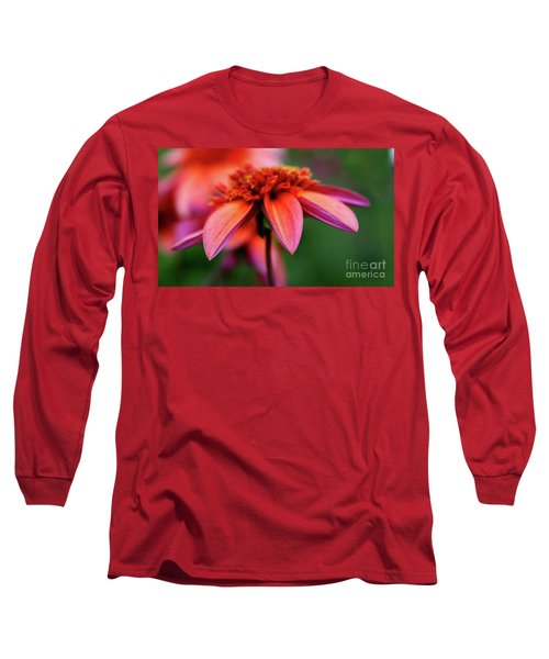Petal Perfect Long Sleeve T-Shirt by Sheila Ping