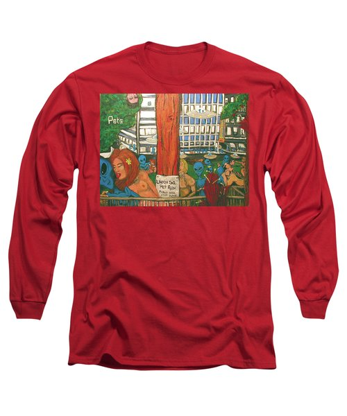 Pets Long Sleeve T-Shirt