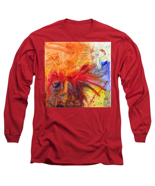 Phoenix Hummingbird Long Sleeve T-Shirt