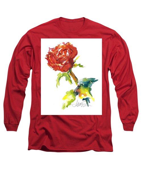 The Phoenix Rose Long Sleeve T-Shirt