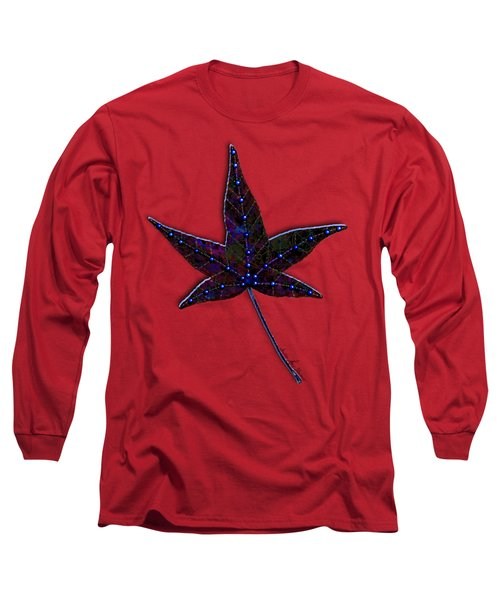 Photosynthetic  Long Sleeve T-Shirt by Iowan Stone-Flowers