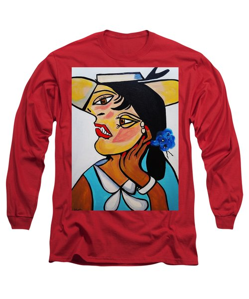 Picasso By Nora Long Sleeve T-Shirt