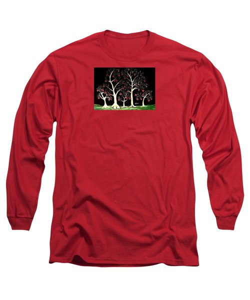 The Valentine Forest Long Sleeve T-Shirt