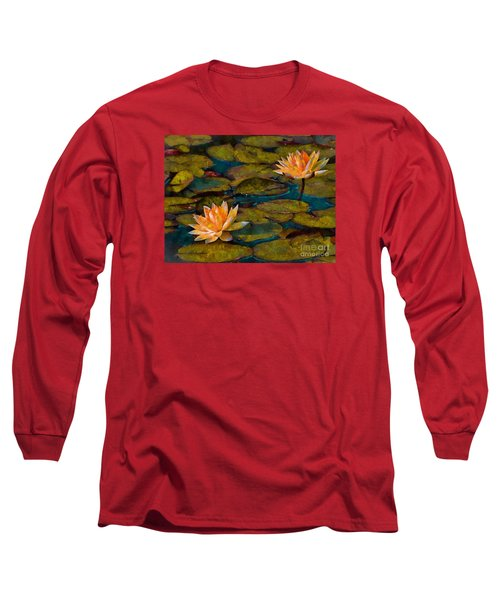 Picnic By The Pond Long Sleeve T-Shirt