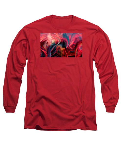 Pillars Long Sleeve T-Shirt