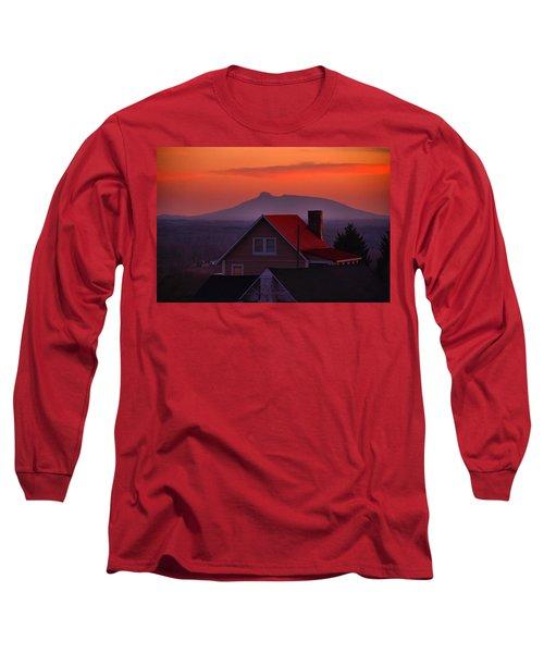 Pilot Sunset Overlook Long Sleeve T-Shirt