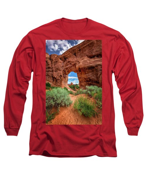 Pinetree Arch Long Sleeve T-Shirt