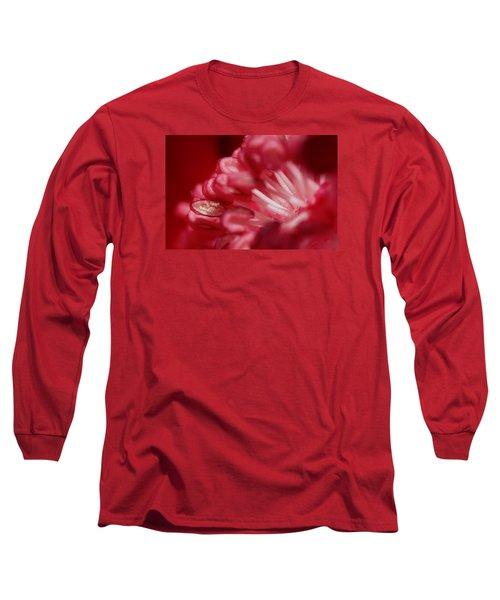 Pink Delight Long Sleeve T-Shirt by Robert Och