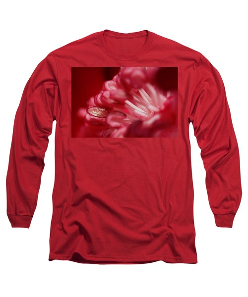 Pink Delight Long Sleeve T-Shirt