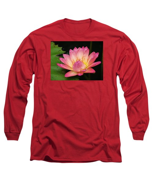 Pink Lily 1 Long Sleeve T-Shirt