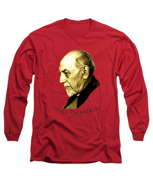 Pirandello Long Sleeve T-Shirt