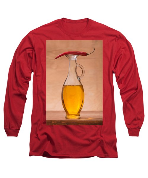 Pitcher And Pepper #1475 Long Sleeve T-Shirt