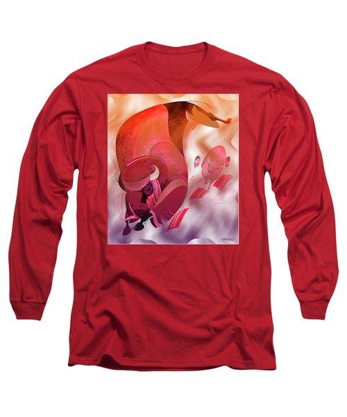 Plain Thunder Long Sleeve T-Shirt