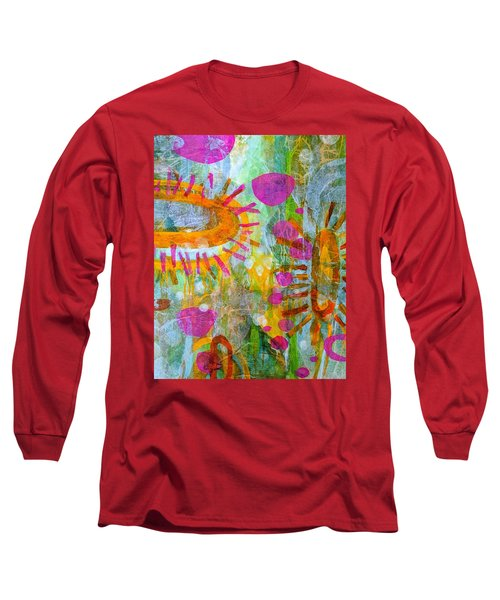 Playground In The Sea Long Sleeve T-Shirt