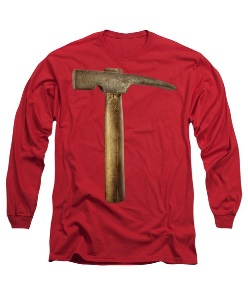 Plumb Masonry Hammer Long Sleeve T-Shirt