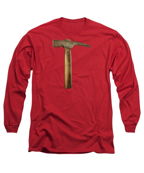 Plumb Masonry Hammer Long Sleeve T-Shirt