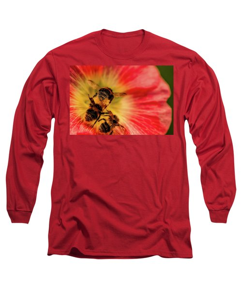 Pollination Long Sleeve T-Shirt by Verena - Timschenko