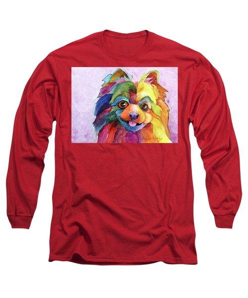 Pom Too Long Sleeve T-Shirt