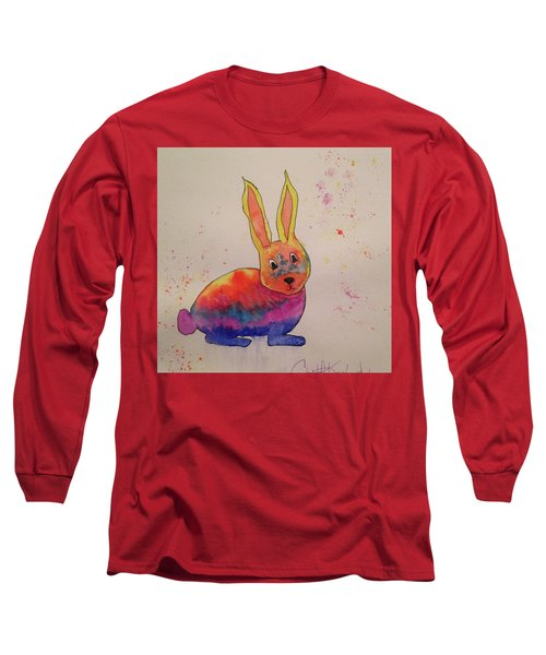 Pondering The Future Long Sleeve T-Shirt