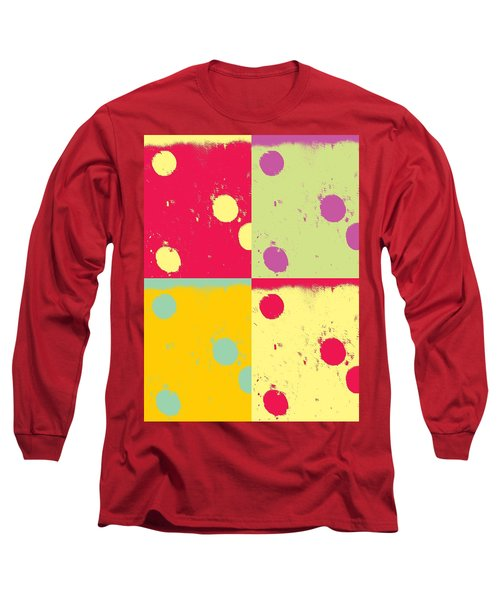 Pop It Long Sleeve T-Shirt