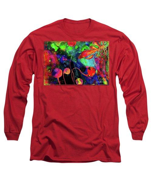 Poppy Enchantment Long Sleeve T-Shirt